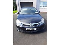 VAUXHALL VECTRA FOR SALE BLACK PARTS OR REPAIR FARM USE