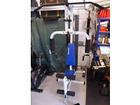 Home Gym - Proteus Deluxe Studio 5 Home Gym - 200lbs stack