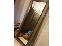 Large, john lewis worn effect mirror