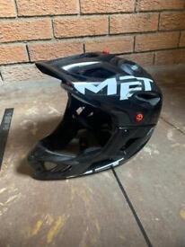 DH Enduro MTB Full Face Helmet MET PARACHUTE