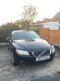 **SELLING WITH TIMING BELT FAULT** for sale Volvo S80 2.4 D5 SE 4dr, full service history,£1480