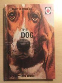 How It Works: The Dog (Adult Ladybird Book 2016) - Hardback Book