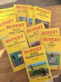 Old Rupert Books