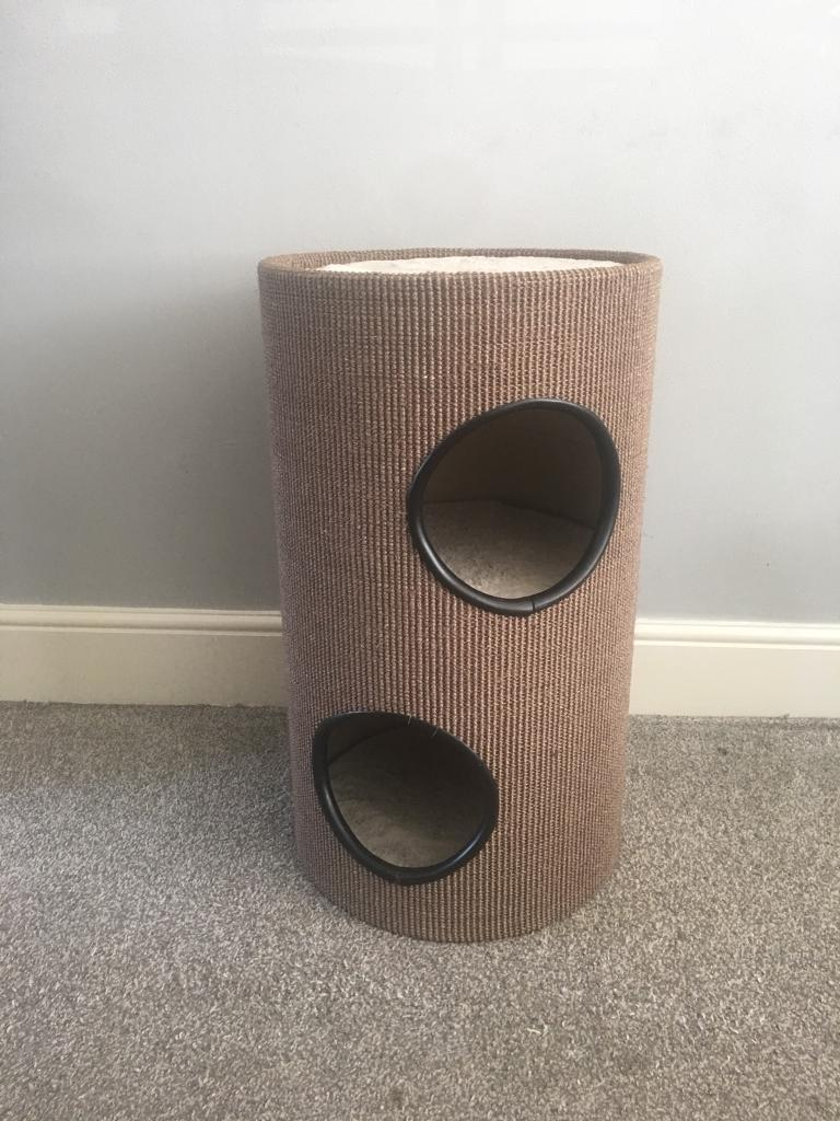 Best Cat Bed Tower Scratching Post And Play House Ever