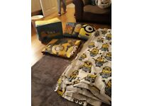 Minions bedding bundle