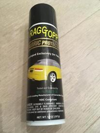 Ragg Top Convertible Roof Protector