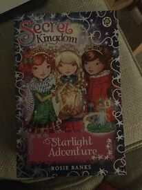 Secret Kingdom Children's Books - 5 in Series