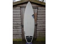 Firewire Spitfire surfboard. 6'4''. FST, Very Good Condition, hardly used