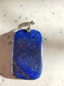 Beautiful Lapis Lazuli pendant