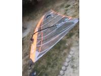 Windsurfing sail 8.3 m2