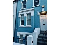 Newly refurbished one bedroom flat with garden in Fulham Available Now