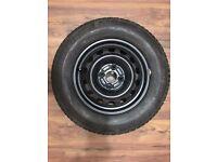 Bridgestone B391 Tyre and Rim 185/70/R14 88H