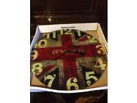Ikea Union Jack Clock