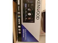 Kenwood DDX4015DAB double DIN stereo