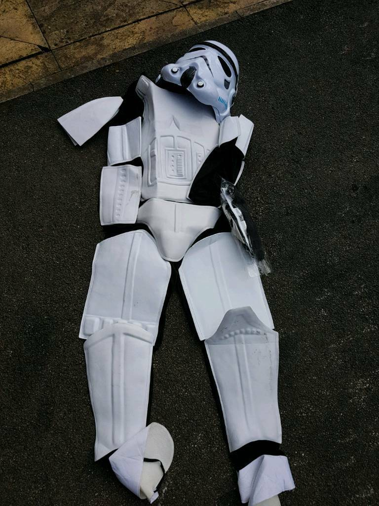 Star wars storm trooper fancy adult