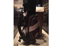Powakaddy Trolley Bag 2016 With Holster