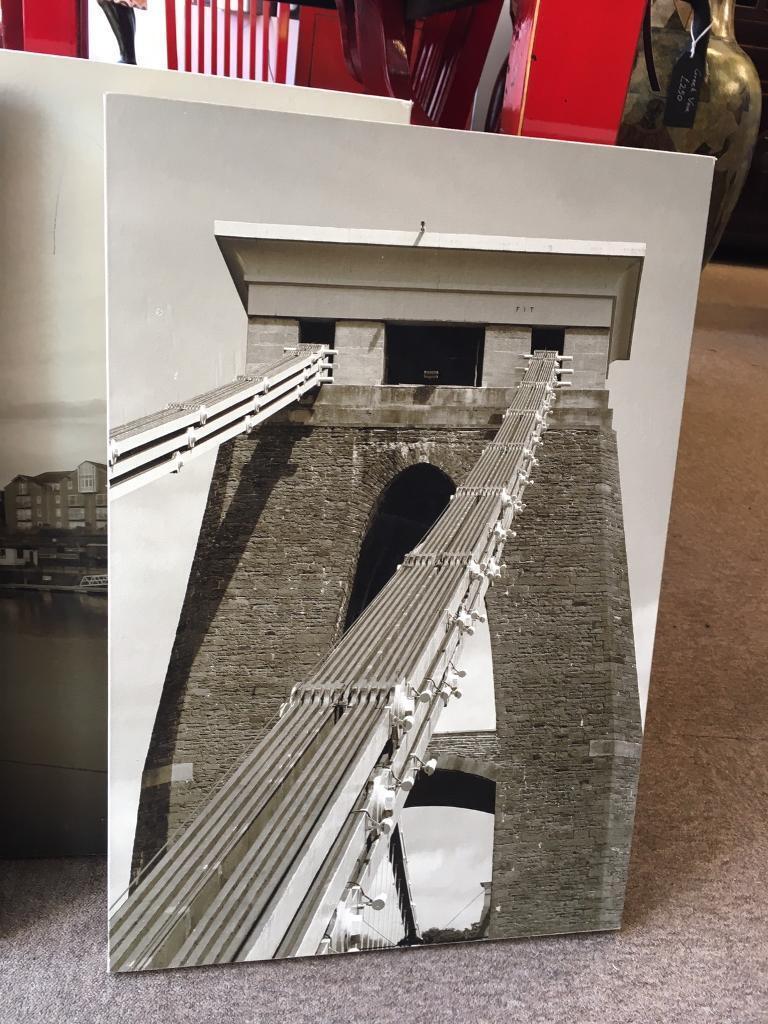 A group of Suspension bridge pictures