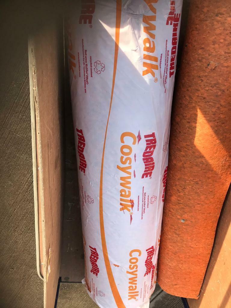 Tredaire Cosywalk Top Brand Carpet Underlay