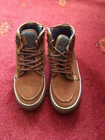 Next Boys Size 4 Shoes-Hardly Worn
