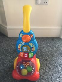 Toy Hoover toddlers