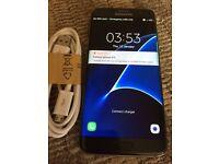 Samsung Galaxy S7 Edge 32gb Black UNLOCKED