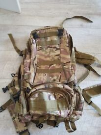 Airsoft clearout cheap, tac vest red dot sight large camo backpack mole belt EDC pouch