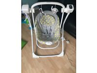 Graco 2 In 1 Rocker&Swing