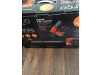 Pifco handheld vacuum cleaner/ hoover