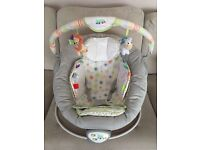 Bright Start Baby Bouncer *Excellent Condition*