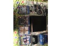 PlayStation4 1TB +games+accessories