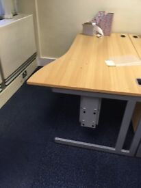 Used office furniture for sale, chairs, tables, desks