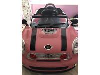Kids electric 6v car