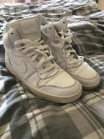 Size 9 high tops