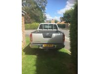 Nissan Navara king Cab very good condition inside and out. Air con, CD player Cruise control etc