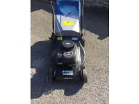 Macallister Petrol Lawnmower Self Propelled Fully Serviced Great Mower Great Results