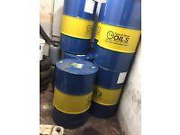205L steel drums