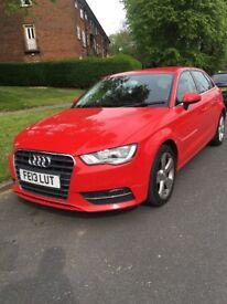 Audi A3 1.6 TDI *FSH, zero road tax, 97k mileage*