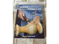 Woodturning Psindle Projects - Alan Holtham