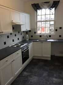 Lovely two bed flat to rent. Gch all mod cons, lovely kitchen, new carpets and paintwork.