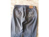 Wardrobe clear out waist 36 inside leg regular