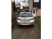Vauxhall Astra YL05HLG 1.7 CDTI