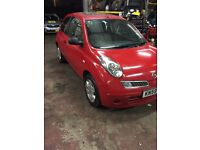 Nissan micra 1.5 diesel really good on fuel only £30 a year tax