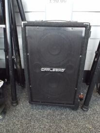 Carlsbro The Wanderer Deluxe Portable PA System