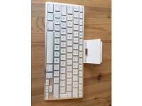 Official Apple iPad / iPhone keyboard