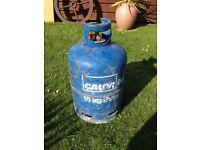 15kg full color gas bottle
