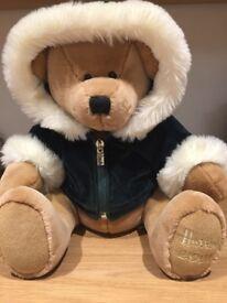 Harrods bear 2001