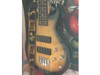 Bass guitar, New Jersey bass series