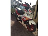 Pgo gmax 125cc scooter / moped