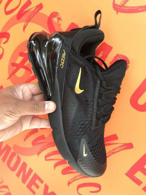 the best attitude 53b25 15916 Nike 270s black and gold any size   in Camberwell, London   Gumtree