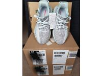 Authentic Yeezy Boost V2 Blue Tint UK 8
